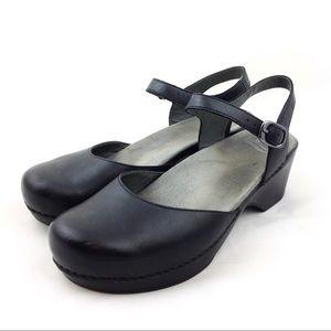 Dansko Ankle Strap Comfort Shoes 12